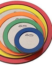 Detalhes do produto Remo Sound Shapes® Círculos - kit com 5