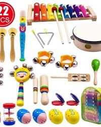 Detalhes do produto Bandinha Baby com 22 peças