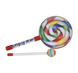 Detalhes do produto Remo Kids® Lollipop Drum 06 pol Infantil