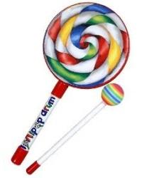 Detalhes do produto Remo Kids® Lollipop Drum 08 pol Infantil