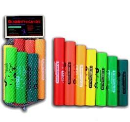 Detalhes do produto Kit Agudo Cromático - Boomwhackers® BWEG