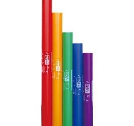 Detalhes do produto Kit Alterado Médio - Boomwhackers® - 5 tubos BWCG