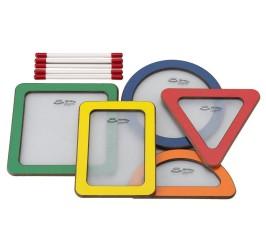 Detalhes do produto Remo Sound Shapes® Formas geométricas - kit com 5