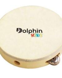 Detalhes do produto Pandeiro Infantil Dolphin Kids
