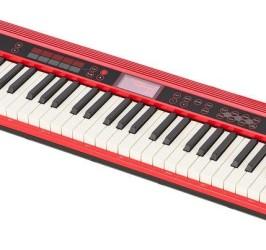 Detalhes do produto Teclado Roland GO-61K Keys - Bluetooth, com Fonte e Teclas Sensitivas - Bivolt
