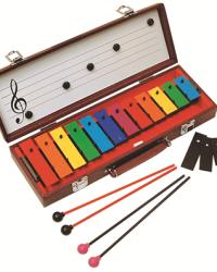 Detalhes do produto Glockenspiel W /Case 12 Notas