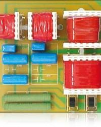 Detalhes do produto Divisor de Frequência 3 Vias 12DB 250W HAYONIK