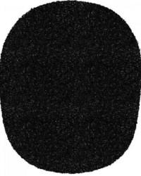 Detalhes do produto Espuma para Microfone Grande Preta 10133 CSR - CAR / 6