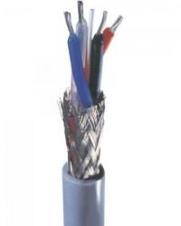 Detalhes do produto Fio Audioflex T 2X18 Preto KMP/RFS - RL / 100