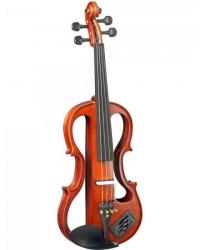 Detalhes do produto Violino Elétrico 4/4 EV744 Envernizado EAGLE