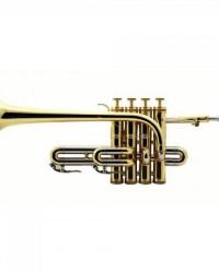 Detalhes do produto Trompete Piccolo sem Estojo WNTRP1L0 Dourado WERIL