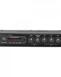Detalhes do produto Amplificador 50W com Bluetooth VERSATIL PRO-500 Preto HAYONIK