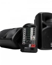 Detalhes do produto Sistema de Áudio Portátil STAGEPAS 400I YAMAHA