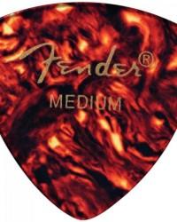 Detalhes do produto Palheta Celulóide Shape Classic 346 Medium Shell FENDER - PCT / 72