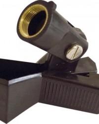 Detalhes do produto Suporte Borboleta para Microfone 10212 Preto CSR