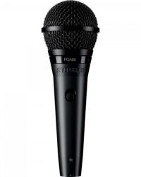 Detalhes do produto Microfone de Mão UHF PGA58-LC Preto SHURE