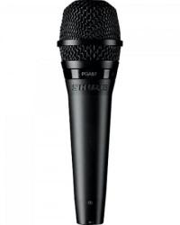 Detalhes do produto Microfone Cardioide Amplificado PGA57-LC Preto SHURE