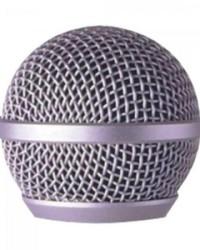 Detalhes do produto Globo Metálico para Microfone Linhas SM58-P4 e PLUS LESON
