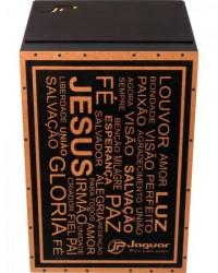 Detalhes do produto Cajon Eletroacústico Inclinado GOSPEL K2-EQ-GO JAGUAR