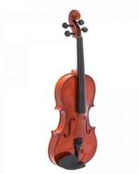 Detalhes do produto Violino 4/4 com Arco Breu e Estojo SV START GIANNINI