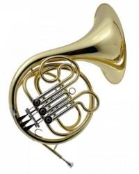 Detalhes do produto Trompa F sem Estojo K840L0 Laqueado WERIL