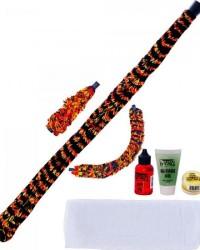 Detalhes do produto Kit de Limpeza e Manutenção Para Saxofone Tenor 56 FREE SAX