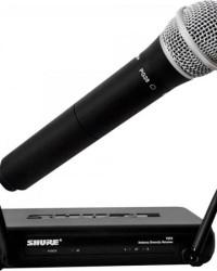 Detalhes do produto Sistema Microfone Sem Fio SVX24BR/PG28 SHURE