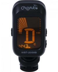 Detalhes do produto Afinador Cromático WST-2058 Preto CHERUB