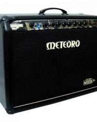Detalhes do produto Cubo para Guitarra 160W NITROUS GS160 Preto METEORO