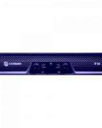 Detalhes do produto Amplificador 1000W 8 Ohms 220V T-10 Azul CROWN