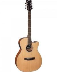 Detalhes do produto Violão Master Series EMA 663 Natural EAGLE