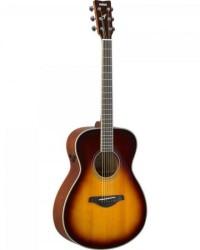 Detalhes do produto Violão TransAcoustic Concerto Aço FS-TA Brown Sunburst YAMAHA