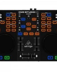 Detalhes do produto Controlador DJ CMD STUDIO 2A Preto BEHRINGER