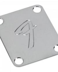 Detalhes do produto Placa FENDER Traseira C.Baixo Logo F CRM