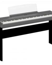 Detalhes do produto Estante para Piano Digital L515B Preta YAMAHA