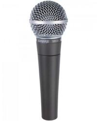 Detalhes do produto Microfone Profissional Com Fio Dinâmico SM58-LC SHURE