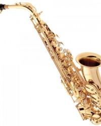 Detalhes do produto Saxofone Alto Eb SA-501 Laqueado EAGLE