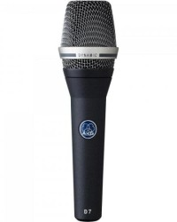 Detalhes do produto Microfone Profissional Dinâmico Super Cardióide D7 AKG