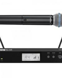 Detalhes do produto Sistema de Microfone Sem Fio BLX24RBR/BETA58 SHURE