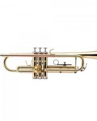 Detalhes do produto Trompete Bb HTR-335L Laqueado HARMONICS