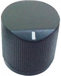 Detalhes do produto Knob com Parafuso Plástico KP-03 Pequeno SCOTT - DEZ / 10