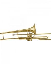 Detalhes do produto Trombone de Pisto C HCSL-910L Laqueado HARMONICS