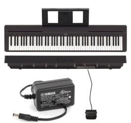 Detalhes do produto Piano Digital P-45 Preto YAMAHA
