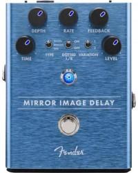 Detalhes do produto Pedal Para Guitarra Mirror Image Delay FENDER
