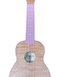 Detalhes do produto Ukulele Soprano Winner ABS Color Series c/ Bag Roxo