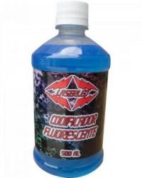 Detalhes do produto Tinta Invisível para Luz Negra 500ml Azul LASERLED