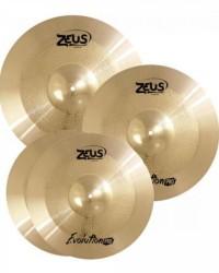 Detalhes do produto Set de Pratos + Bag HCR Evolution Pro ZEUS