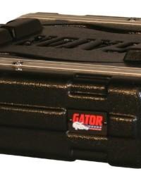 Detalhes do produto Case Rack Large Padrao 19 Polieti. Militar/2Un GR-2L - GATOR