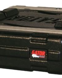Detalhes do produto Case Rack Small 19 Polieti. Militar/2Un - GR-2S - GATOR