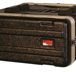 Detalhes do produto Case Rack Large 19 Polieti. Militar/4Un - GR-4L - GATOR